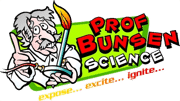Prof Bunsen Science